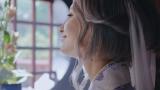 『auの生命ほけん』新WEBムービー「未来の乙姫」篇に出演する菜々緒