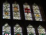 オックスフォード大学のクライストチャーチ・カレッジ、学生ホールのステンドグラスにキャロルとアリスの肖像が! (C)ORICON NewS inc.