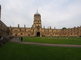 オックスフォード大学のクライストチャーチ・カレッジ