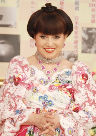 テレビ朝日系の特番『黒柳徹子だけが知っている THEテレビ伝説60年史』の収録を行った黒柳徹子