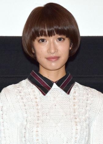 門脇麦=映画『二重生活』大ヒット御礼トークイベント (C)ORICON NewS inc.