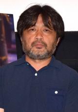 岸善幸監督=映画『二重生活』大ヒット御礼トークイベント (C)ORICON NewS inc.