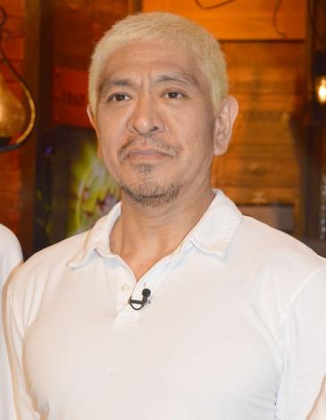 TBS系『クレイジージャーニーSP』囲み取材に出席した松本人志 (C)ORICON NewS inc.