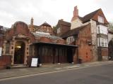 ロンドン郊外の城下町ギルフォードにあるルイス・キャロルの遺品が寄贈されているギルフォード・ミュージアム (C)ORICON NewS inc.