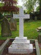 ロンドン郊外の城下町ギルフォードの共同墓地にルイス・キャロルのお墓があります (C)ORICON NewS inc.