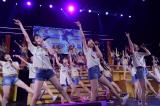 全国ツアー『HKT48夏のホールツアー2016〜HKTがAKB48グループを離脱?国民投票コンサート〜』2日目公演より(C)AKS