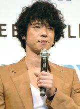 5社共同ビール需要振興『BEER TALK』キャンペーン発表会に登場した庄司智春 (C)ORICON NewS inc.