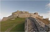 天空の城ラピュタのモデルにもなったスロバキアの世界遺産『スピシュスキー城』