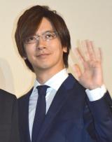 松田龍平のDAI語に脱帽していたDAIGO (C)ORICON NewS inc.