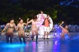 『CanCam×Shinagawa Prince Hotel Night Pool』のオープニングイベントの模様 (C)ORICON NewS inc.