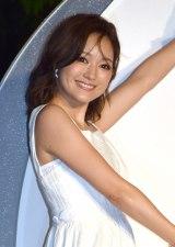 『CanCam×Shinagawa Prince Hotel Night Pool』のオープニングイベントに出席したchay (C)ORICON NewS inc.