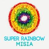 MISIA新曲「SUPER RAINBOW」ジャケット