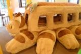 ネコバスルーム=新企画展示『猫バスにのって ジブリの森へ』 (C)ORICON NewS inc. (C)Museo d'Arte Ghibli (C)Studio Ghibli
