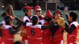 BSジャパンで7月24日・25日に女子ソフトボールの世界選手権を中継