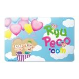 りゅうちぇる&ぺこの監修カフェ『Cafe RyuPeco.com』ICカードステッカー