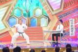『第37回ABCお笑いグランプリ』で優勝したセルライトスパの1stステージ(左から大須賀健剛、肥後裕之)(C)ABC