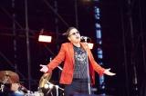 ライブイベント『うれしたのし大好き2016 〜真夏のドリカムフェス〜』に出演したTH eRockers Photo:植松千波/橋本塁(SOUND SHOOTER)