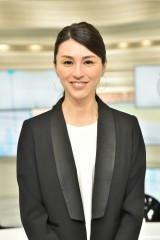TBS系報道番組『NEWS23』(月〜木 後11:00、金曜 後11:30)へのレギュラーキャスター加入が決定した雨宮塔子 (C)TBS