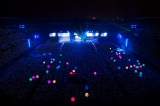 "「BUMP OF CHICKEN STADIUM TOUR 2016 ""BFLY""」の模様(撮影:富永よしえ)"