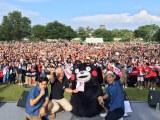 C&Kが熊本城二の丸公園で5000人規模のフリーライブを開催