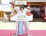 神奈川・逗子海岸東浜に期間限定でオープンした海の家「乙ちゃんの竜宮城」