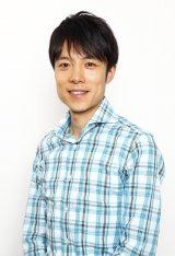 開会式と日本時間で早朝時間帯も担当する中野淳アナウンサー(C)NHK