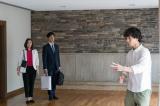 日本テレビ系連続ドラマ『家売るオンナ』(毎週水曜 後10:00)第3話ではミニマリストの男性に家を売ろうとする三軒家万智(北川景子)