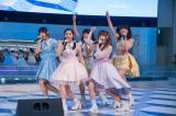 メジャーデビュー記念イベントを行ったマジカル・パンチライン