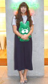 足首もキュッと! スカート姿の徳井 (C)ORICON NewS inc.