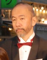 映画『シン・ゴジラ』ワールドプレミアに出席した塚本晋也 (C)ORICON NewS inc.
