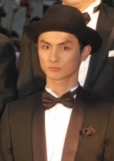 映画『シン・ゴジラ』ワールドプレミアに出席した高良健吾 (C)ORICON NewS inc.
