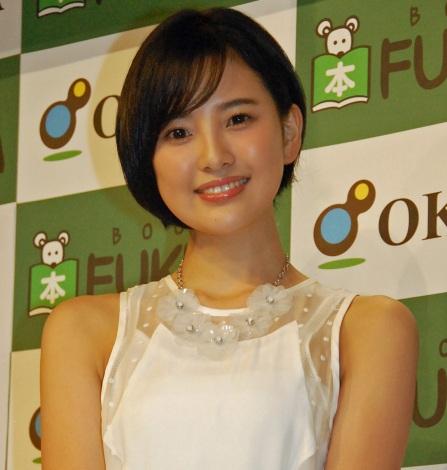 自身初の写真集『ロックオン』(ワニブックス刊)発売記念イベントを開催したHKT48兒玉遥