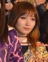 『「マジすか学園」〜Lost In The SuperMarket』公開ゲネプロに出席したAKB48・大島涼花 (C)ORICON NewS inc.