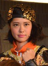 『「マジすか学園」〜Lost In The SuperMarket』公開ゲネプロに出席したAKB48・小田えりな (C)ORICON NewS inc.