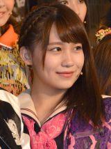 『「マジすか学園」〜Lost In The SuperMarket』公開ゲネプロに出席したAKB48・小嶋真子 (C)ORICON NewS inc.