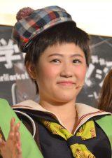 『「マジすか学園」〜Lost In The SuperMarket』公開ゲネプロに出席したAKB48・西野未姫 (C)ORICON NewS inc.