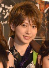 『「マジすか学園」〜Lost In The SuperMarket』公開ゲネプロに出席したAKB48・茂木忍 (C)ORICON NewS inc.