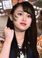 『「マジすか学園」〜Lost In The SuperMarket』公開ゲネプロに出席したAKB48・野村奈央 (C)ORICON NewS inc.