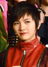『「マジすか学園」〜Lost In The SuperMarket』公開ゲネプロに出席したAKB48・岡田奈々 (C)ORICON NewS inc.
