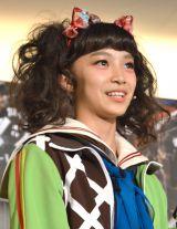 『「マジすか学園」〜Lost In The SuperMarket』公開ゲネプロに出席したAKB48・後藤萌咲 (C)ORICON NewS inc.