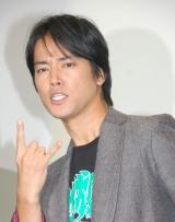 桐谷健太=映画『TOO YOUNG TO DIE!若くして死ぬ』公開記念トークショー (C)ORICON NewS inc.