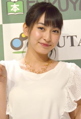 2nd写真集『AKARI II』発売記念イベントに出席したJuice=Juice・植村あかり (C)ORICON NewS inc.