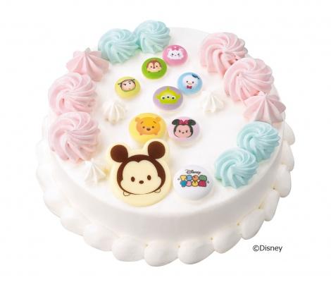 サムネイル あの「ツムツム」がアイスケーキに!