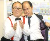 トレンディエンジェル(左から)たかし、斎藤司=ルミネtheよしもとフリーライブ (C)ORICON NewS inc.