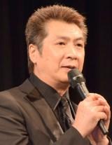 『知って、肝炎プロジェクトミーティング2016』に出席した山川豊 (C)ORICON NewS inc.