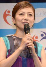 『知って、肝炎プロジェクトミーティング2016』に出席した島谷ひとみ (C)ORICON NewS inc.