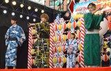 変身シーンを再現=『劇場版 仮面ライダーゴースト 100の眼魂とゴースト運命の瞬間』&『劇場版 ジュウオウジャー ドキドキサーカスパニック!』完成披露イベント (C)ORICON NewS inc.