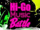 歌うま芸人のセルライトスパ・肥後裕之と芸人たちによるカラオケ対決『Hi-Go Music Battle〜100連勝への道〜』も開催