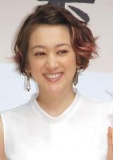 第1子出産後初めてイベントに出席したSHELLY=くら寿司『新商品発表会』 (C)ORICON NewS inc.