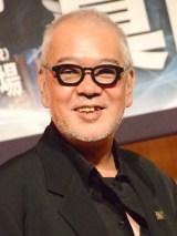 舞台『真田十勇士』制作発表会に出席したマキノノゾミ氏 (C)ORICON NewS inc.